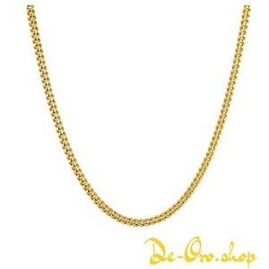 cadena de oro amarillo