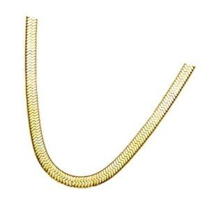 cadena serpiente de oro
