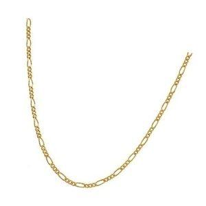 cadena de oro amarillo para mujer