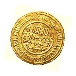 moneda dinar de oro