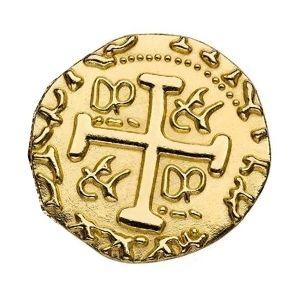 moneda doblon de oro español