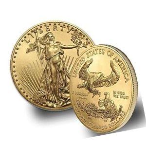 monedas aguila de oro americanas