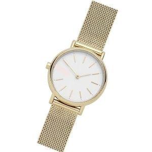 reloj de pulsera de oro