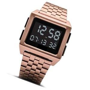 reloj digital cuadrado