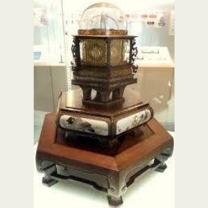 reloj japones antiguo