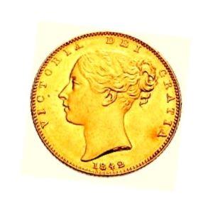 moneda soberano de oro