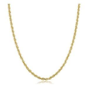 cadena para hombre, de oro amarillo macizo de 10 k