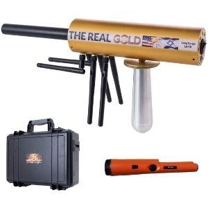 detector de metales preciosos de largo rango por geolocalizacion, gold ask