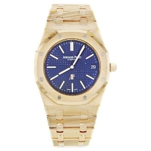 reloj automatico Audemars Piguet Royal Oak 15202or.oo.1240or.01, para hombre, de oro rosa de 18 k