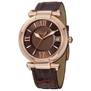 reloj analogico chopard mujer 384241 – 5005 lbr, para damas, de oro rosa de 18 k