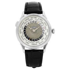 reloj automatico patek philippe complications 5230g-001, para hombres, de oro blanco de 14 k