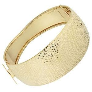 brazaletes de oro maciso
