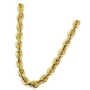cadenas de oro amarillo