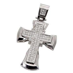 cruces de oro para hombre