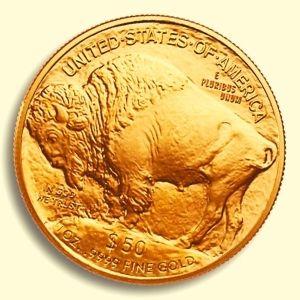 moneda bufalo americano