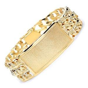 pulseras de oro macizo