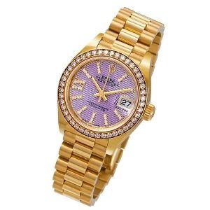 relojes de oro automaticos
