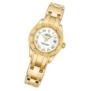 relojes de oro de 18k