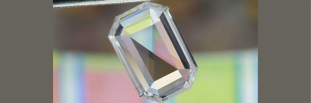 grado o escala de color de un diamante