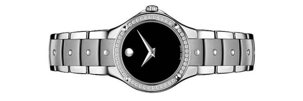 catacterisitcas de los relojes de oro blanco