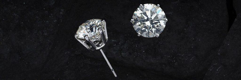 guia para comprar un piercing de oro con diamantes