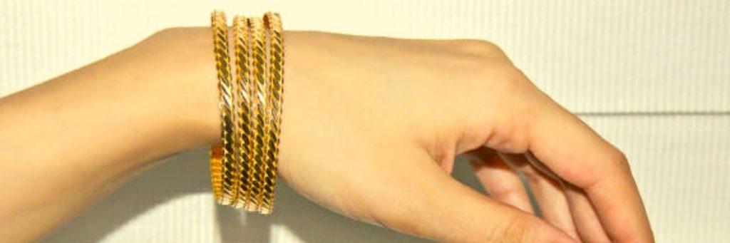 recomendaciones para comprar pulseras chapadas en oro