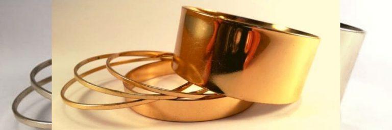 ventajas de los brazaletes de oro de 18k