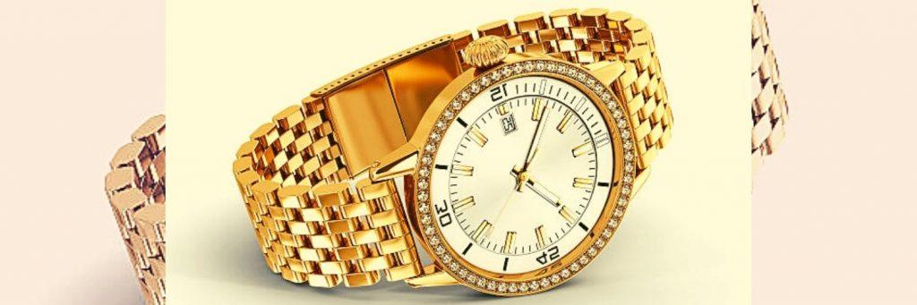 ventajas y desventajas de los relojes de oro amarillo