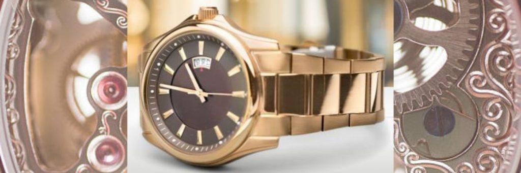 ventajas y desventajas de los relojes de oro automaticos