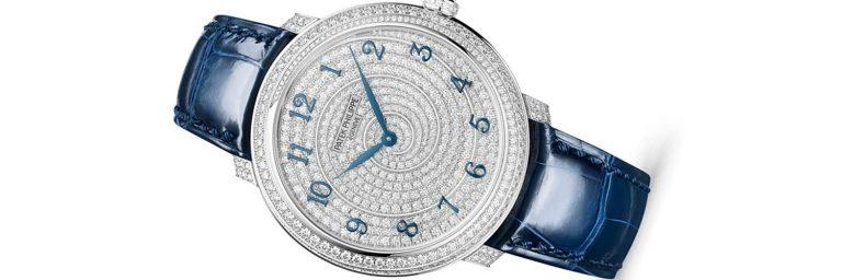 reloj patek philippe calatrava de oro