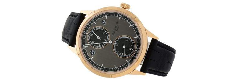 reloj patek philippe complication de oro