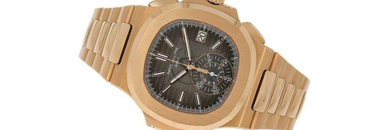 reloj patek philippe de oro rosa para hombre