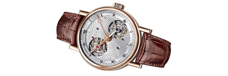 relojes breguet de oro rosa para hombre